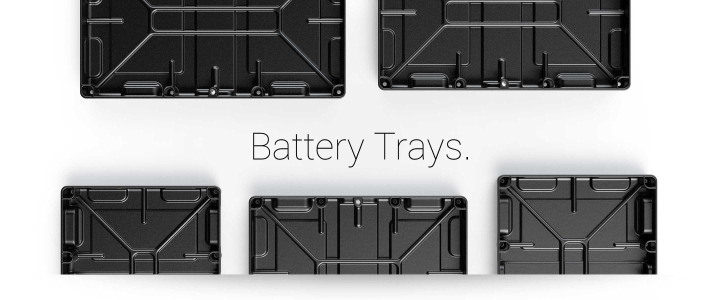 Battery Trays