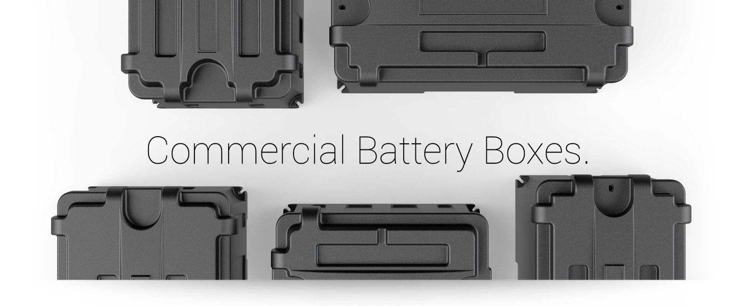 Commercial Battery Boxes
