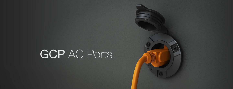 GCP AC Ports