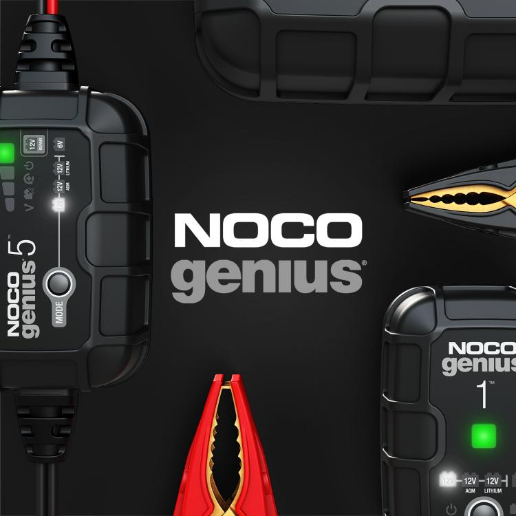 Noco Multi Purpose Battery Chargers