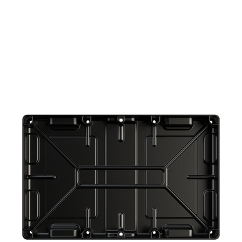 BT27S The BT27S Battery Tray is a battery storage solution for Group 27 Lawn and Garden, Utility and Tractor batteries. This rugged battery tray maintains its impact properties down to minus 20°F, as well as, resistant to UV, oil, gas and other contaminants. Perfect for installation in a car, truck, tractor, utility vehicle, snow blower, or snowmobile, and lawn/garden and generator equipment.