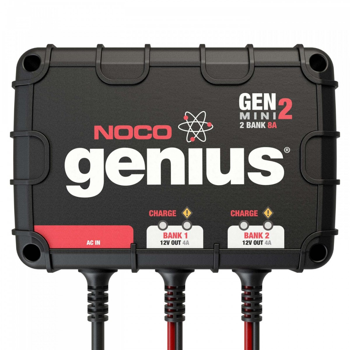 noco 2 bank 8a on board battery charger genm2 48V Battery Bank Wiring Diagram at 3 Bank On Board Battery Wiring Diagram