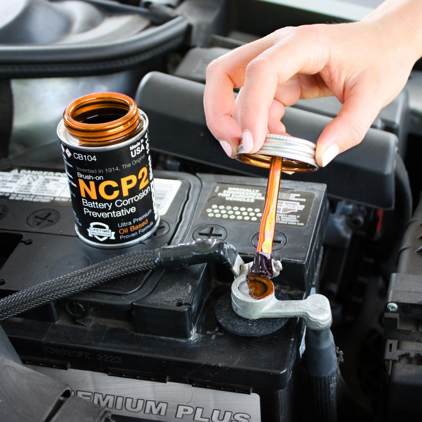 Ncp2 Battery Corrosion Preventative