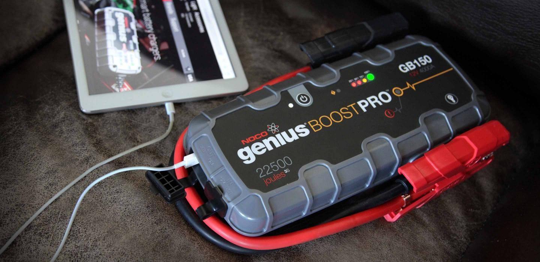 aa09b802130 GB150 Boost PRO 4000A UltraSafe Lithium Jump Starter