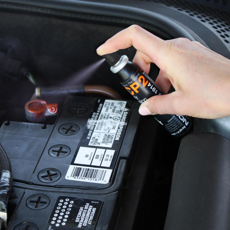 NCP2 Battery Corrosion Preventative