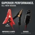Superior Performance. Improved micro clamps and rugged design