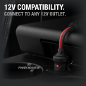 NOCO GC020 12V 2-Way Splitter Connect To Any 12V Outlet