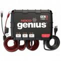 NOCO Genius GEN3 3-Bank 30 Amp Waterproof On-Board Marine Battery Charger