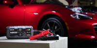 NOCO Boost X jump starter for car