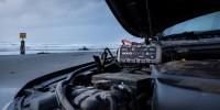 GBX55 On Engine Bay for Ocean Roadtrip