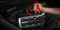 NOCO Genius Boost GB150 Portable Lithium Battery Car Jump Starter Booster Pack For Jump Starting Gas and Diesel