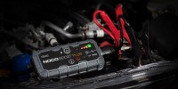 Boost Plus lithium ion jump starter for gas engines up to 6 liters