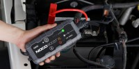 Boost XL lithium ion jump starter for gas engines up to 7 liter