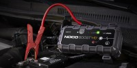 Boost HD lithium ion jump starter for gas engines up to 8 liters and diesel engines up to 6 liters
