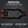 NOCO GC020 12 Volt Splitter Protected With 15A Micro Blade Fuse