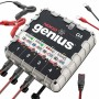 NOCO Genius G4 6V/12V 4-Bank Automatic Car Battery Trickle Charger Maintainer