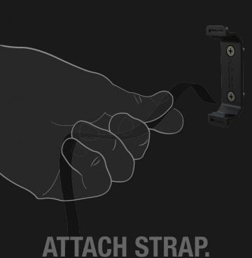 NOCO Genius 2D Simple Installation Attaching Strap
