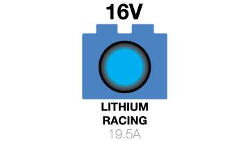 16V Lithium-Ion Racing Battery Charger