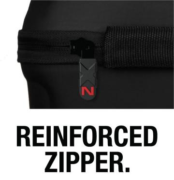 Reinforced Zipper and Handle