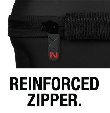Reinforced Zipper & Handle