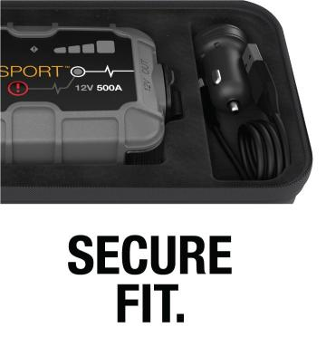 Secure Fit GB20 Boost Case For Trunk