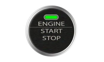 Boost push to start button car engine ignition