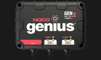 Gen products at Canadian Tire, Canadian Tire, noco on-board battery chargers