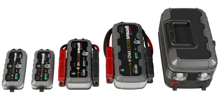 Jump Box For Cars >> Noco Lithium Jump Starters