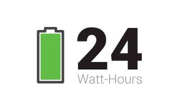 Boost Jump Starter Watt-Hour Battery Capacity