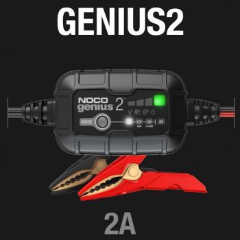 genius 2 maintainer