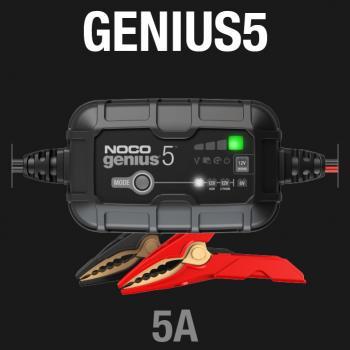 genius 5 maintainer