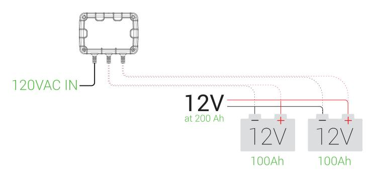 Noco Series And Parallel Charging Supportrhnoco: On Board Charger Wiring Diagram At Gmaili.net